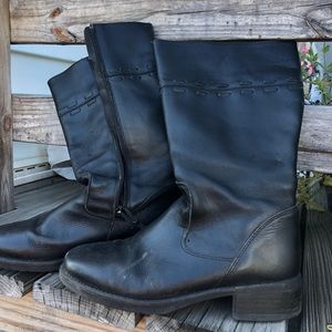LL Bean leather boots